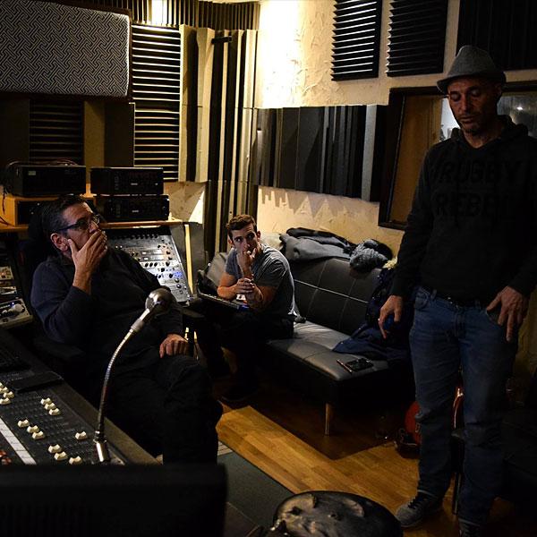 2018 - Studio Vox Montpellier - Composition et réalisation de l'album de RCan